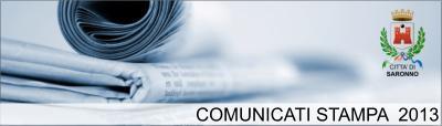 Comunicati stampa banner 2013