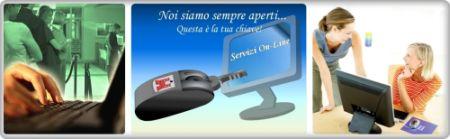 Servizi on line immagine