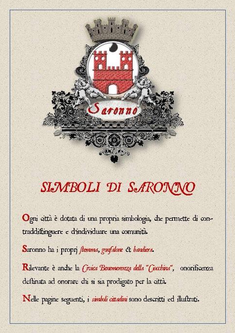 simboli di Saronno