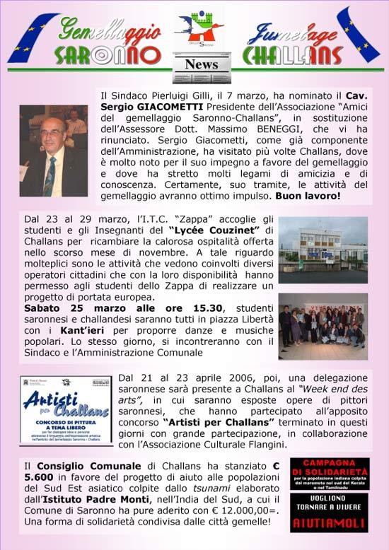 Giacometti presidente