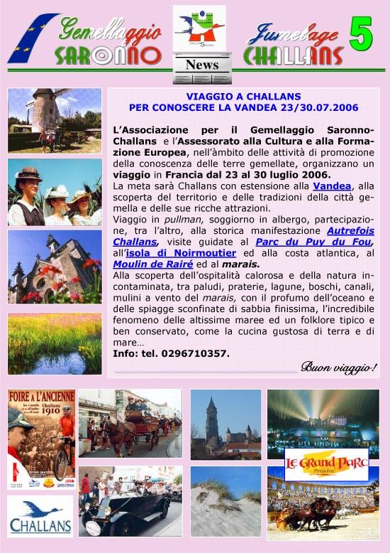 Viaggio a Challans
