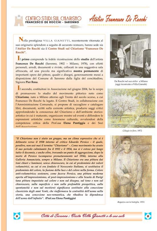 Centro studi sul chiarismo - immagine 1