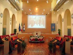 La civica sala consiliare Dr Agostino Vanelli - Foto3