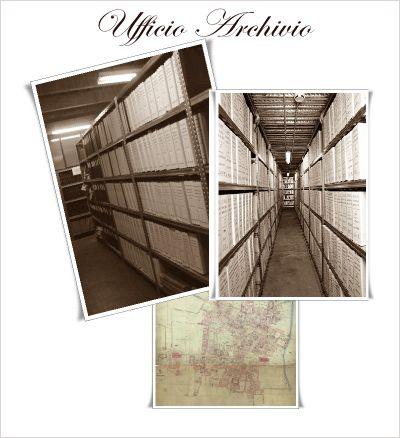 Archivio ufficio foto