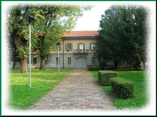 Biblioteca veduta ovest immagine
